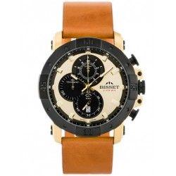 Zegarek męski Bisset Voyager BSCD91 TIG Chrono