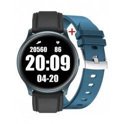 SMARTWATCH G. Rossi G.RSWSF1-6F1-1 blue/black + dodatkowy PASEK (zg309d)