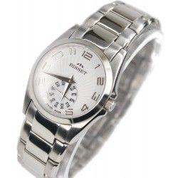 Zegarek damski Bisset Venus BSBD12 srebrny