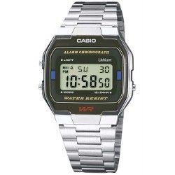 Zegarek męski Casio A163WA-1Q