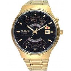 Zegarek męski Orient Automatic Cesarski złoty