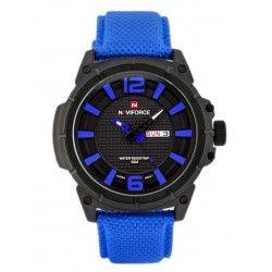 ZEGAREK MĘSKI NAVIFORCE - ZEN (zn006e) - blue