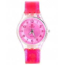 ZEGAREK DAMSKI PERFECT A931 - pink (zp814a)