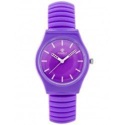 ZEGAREK DAMSKI PERFECT S31 - purple (zp831e)