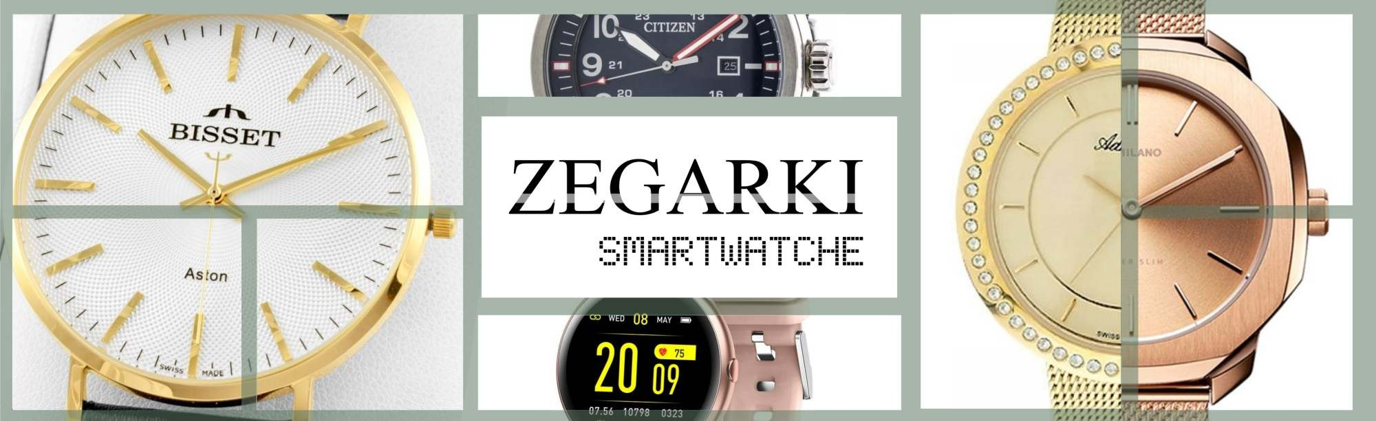 Wysokiej klasy zegarki w dobrych cenach !